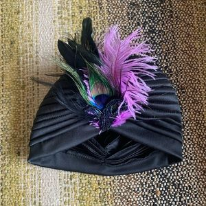 Feather Turban